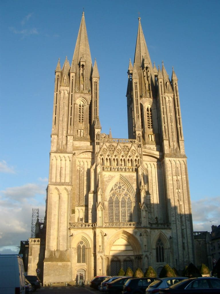 day out in Coutances