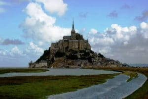 Mont St Michel, Normandy