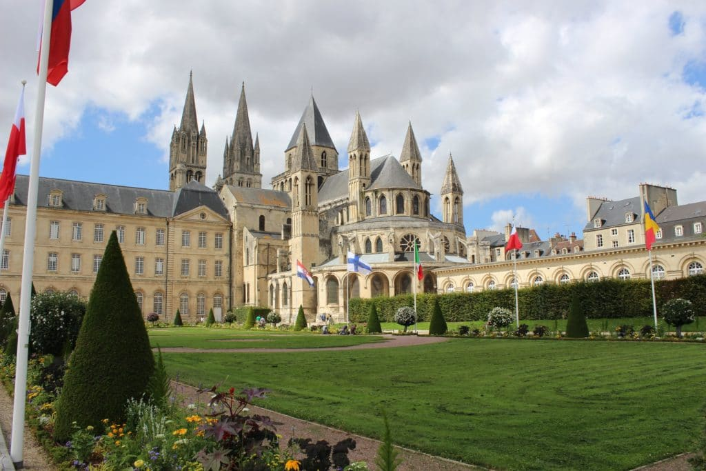 Caen in Normandy