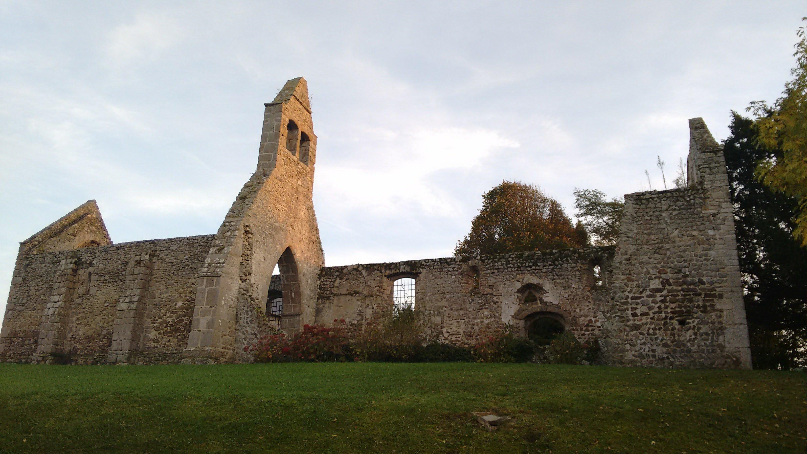 Saint-Martin le Vieux, Normandy