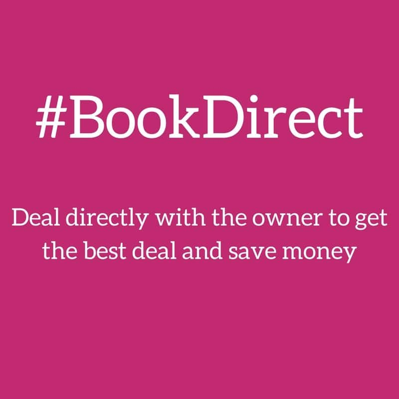 The benefits of Book Direct