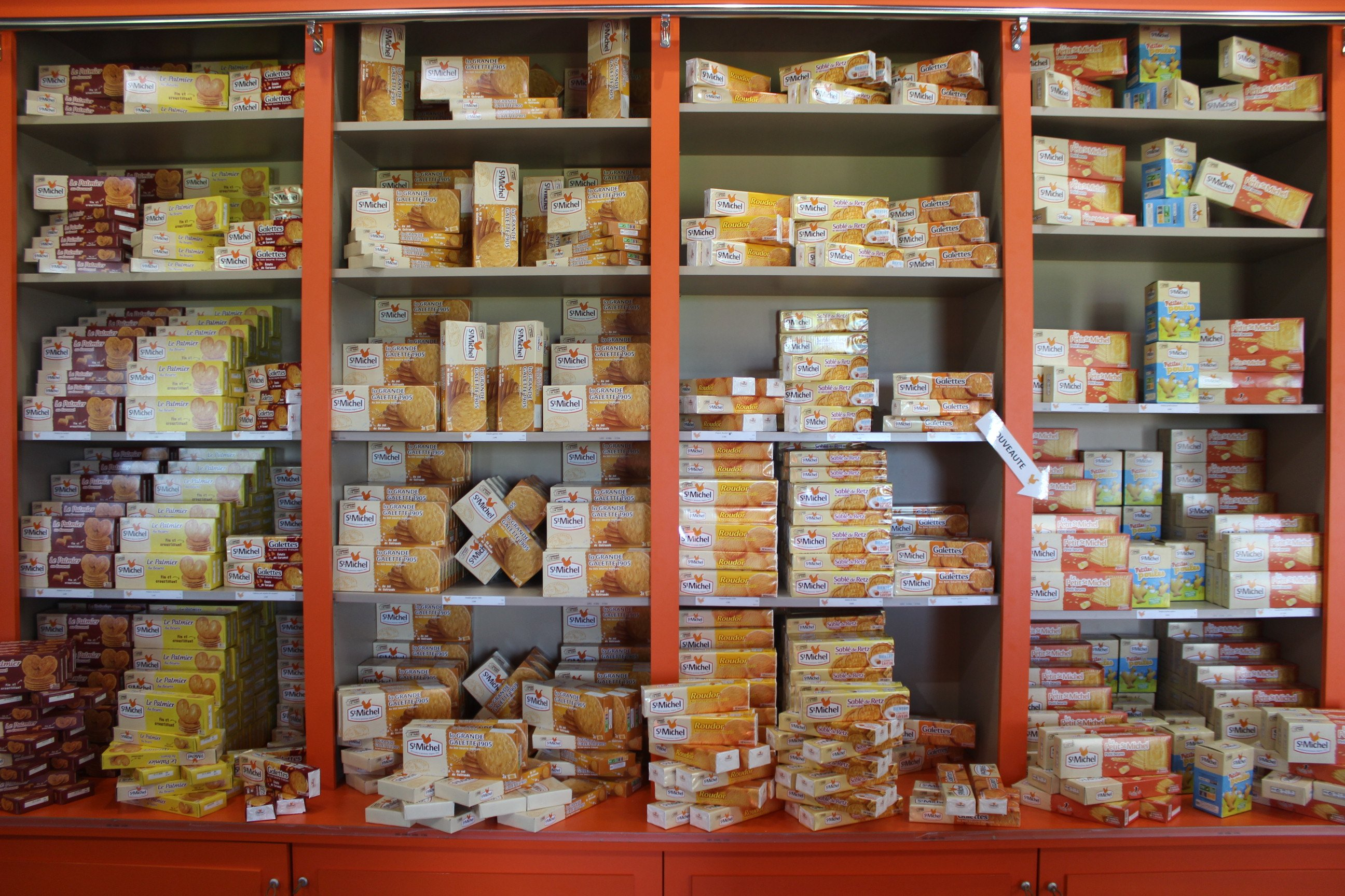 Normandy biscuits