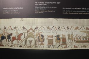 Bayeux tapestrTop 3 things to do in Normandy