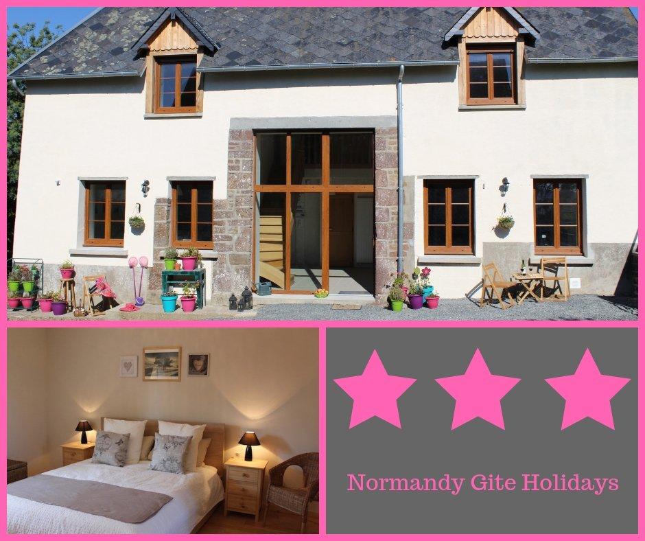 3 star Normandy gite