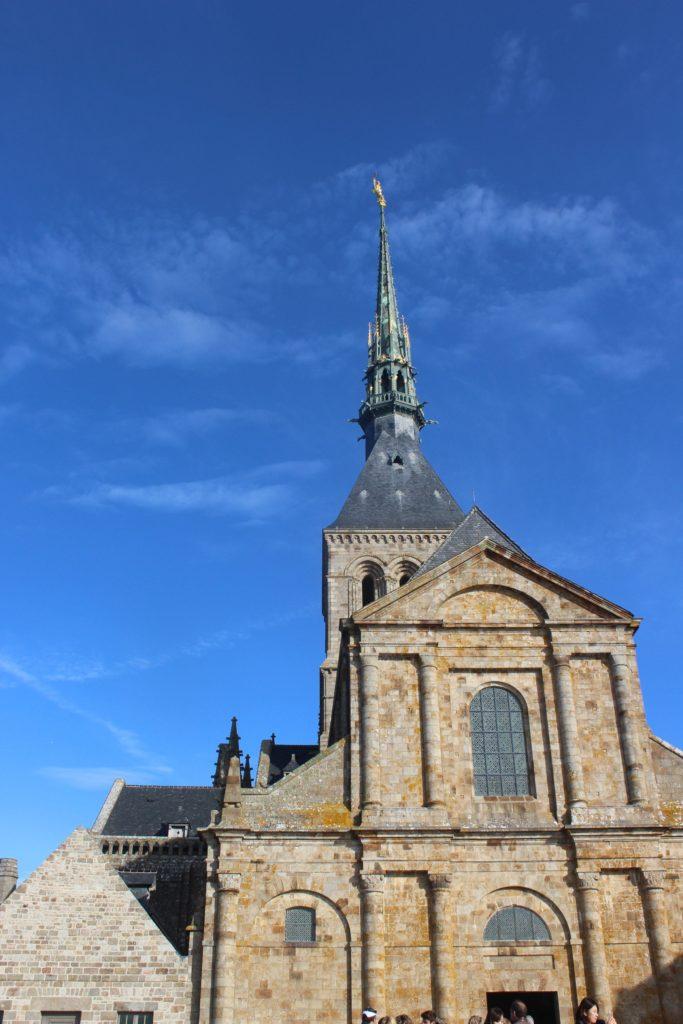 A visit to Mont-Saint-Michel