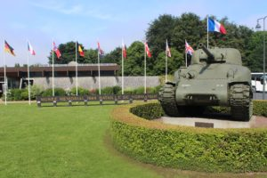 Battle of Normandy Museum in Bayeux