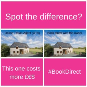 #BookDirect