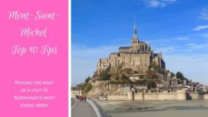 Top 10 Tips Mont Saint Michel