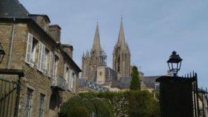 Coutances - A Normandy Garden