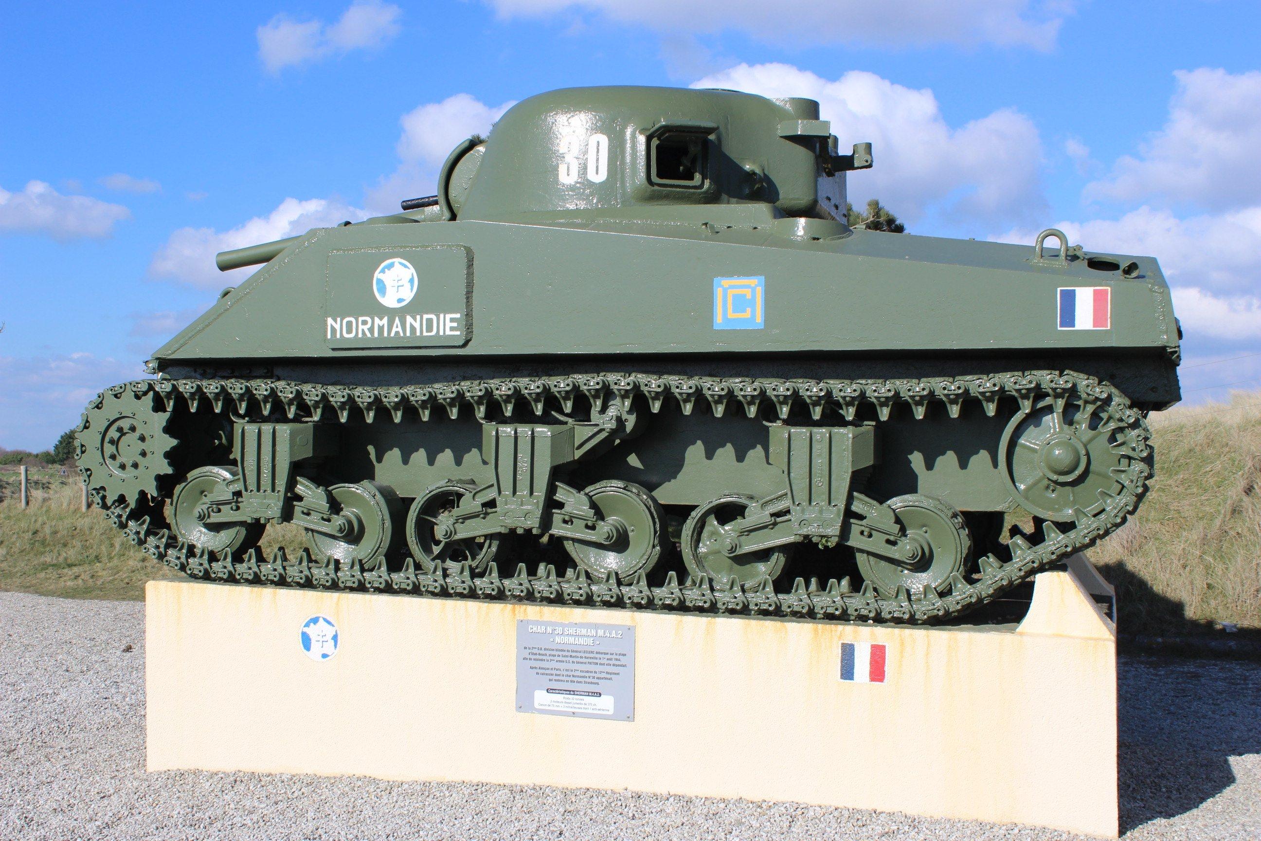 D-Day in La Manche