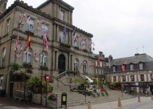 Villedieu-les-Poêles Mairie
