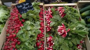 French market produce