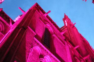 Bayeux sound and light show
