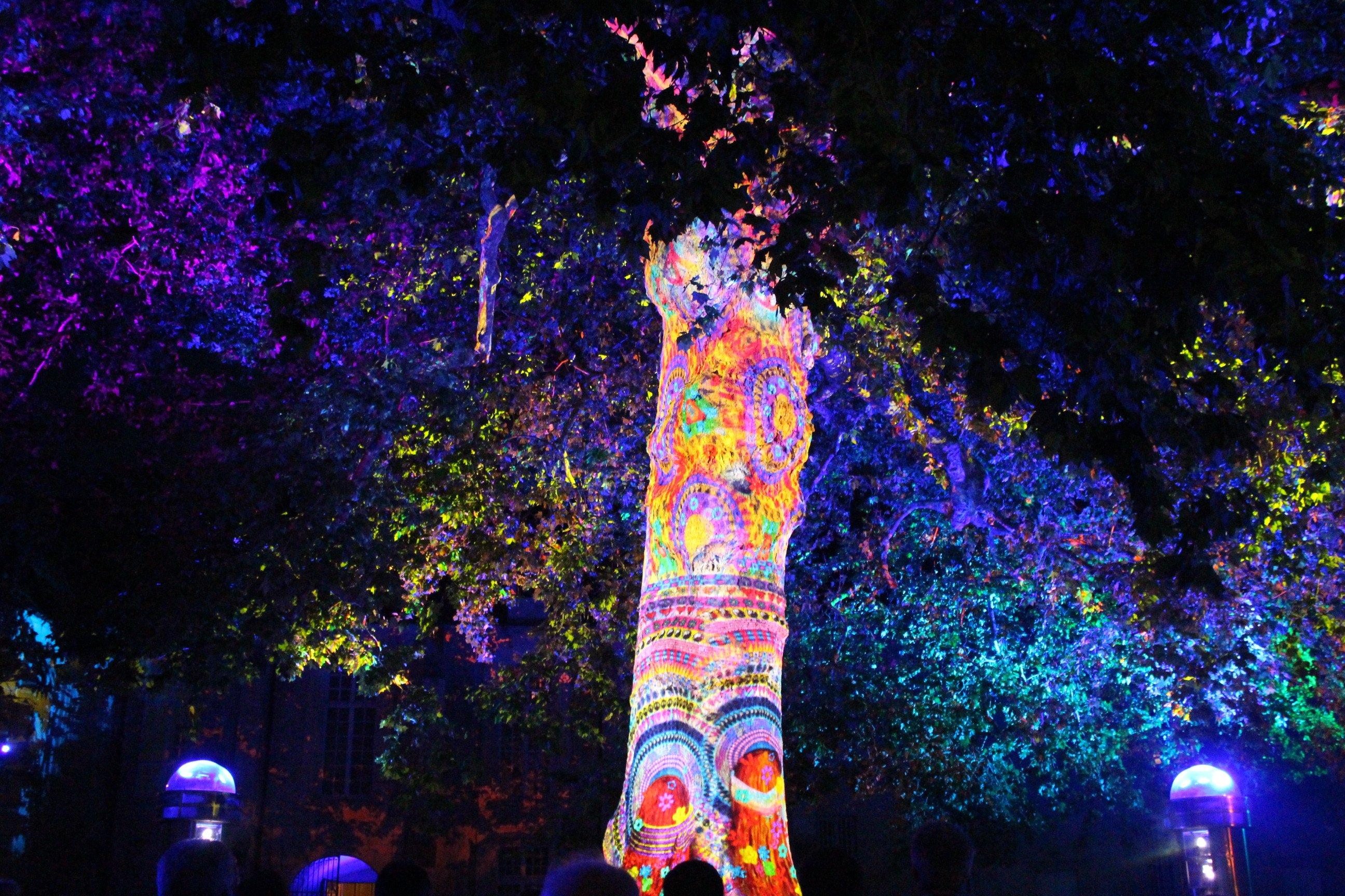 Bayeux liberty tree